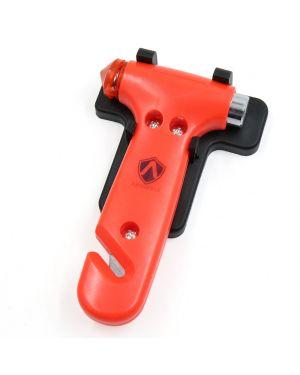 Emergency Car Escape Safety Glass Hammer Window Breaker Seat Belt Cutter Holder